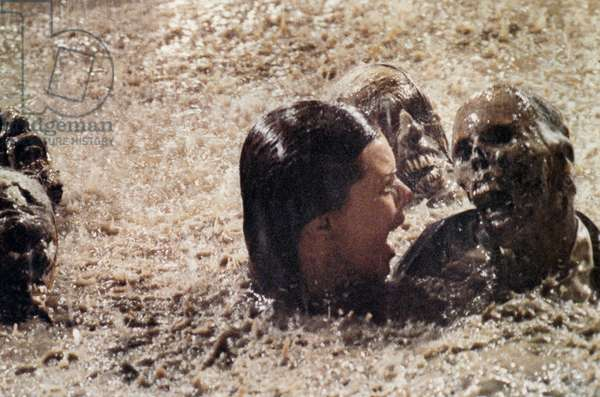 Poltergeist de Tobe Hooper et Steven Spielberg avec JoBeth Williams, 1982
