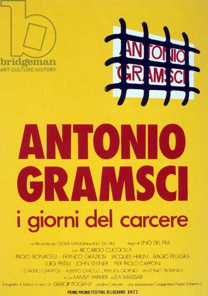 Antonio Gramsci: i giorni del carcere de Lino Del Fra 1977