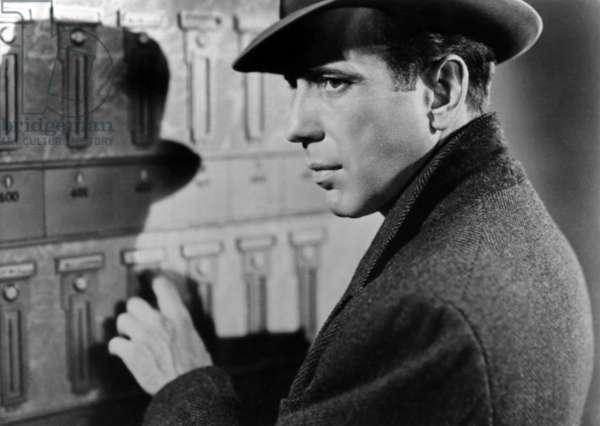 Le Faucon Maltais (THE MALTESE FALCON) de John Huston avec Humphrey Bogart, 1941