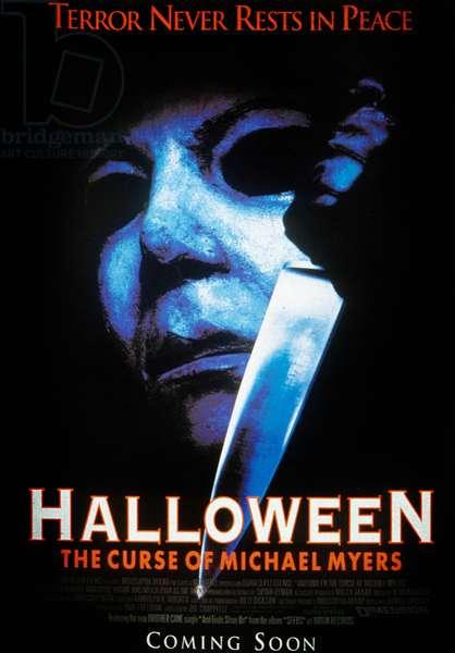 Halloween 6: La mal¿diction de Michael Myers Halloween: The Curse of Michael Myers de Joe Chappelle avec Donald Pleasence 1995