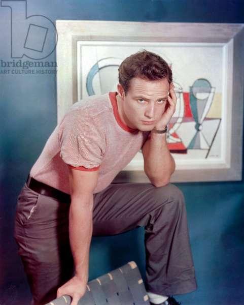 Marlon Brando in the 50's