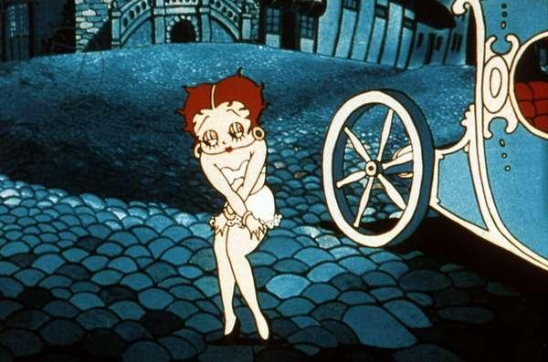 Betty Boop dessin anime des annees 30