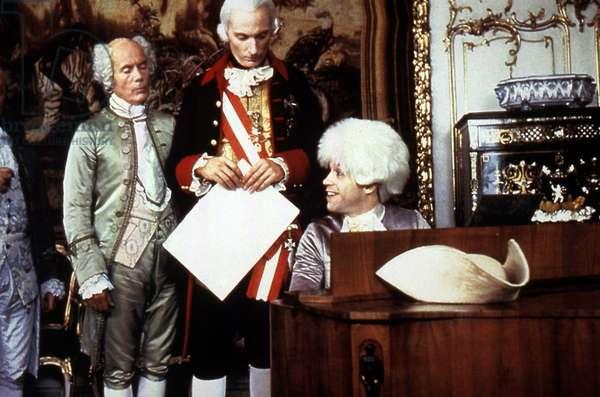 Amadeus de MilosForman avec Tom Hulce 1984
