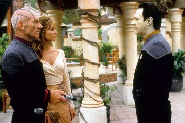 Star trek: Insurrection de JonathanFrakes avec Brent Spiner Donna Murphy et Patrick Stewart, 1998