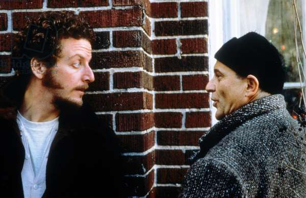 Maman j'ai rate l'avion HOME ALONE de Chris Columbus avec Joe Pesci et Daniel Stern, 1990