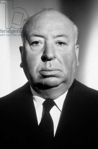The maker Alfred Hitchcock