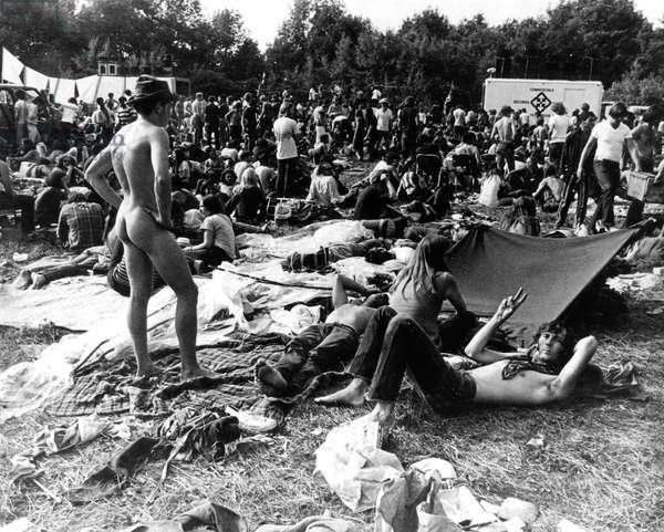 Mountaindale festival, 1970