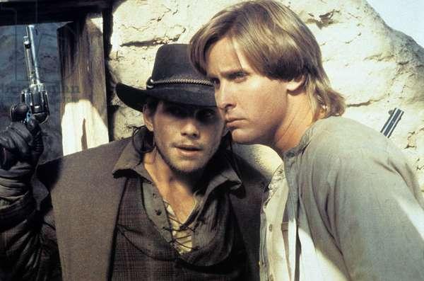 Young Guns II de GeoffMurphy avec Emilio Estevez et Christian Slater 1990