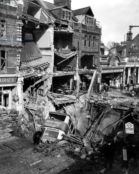 London Blitz, 1940