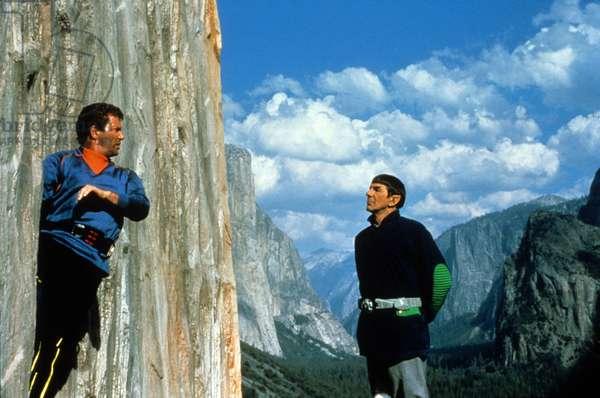 Star Trek 5 : L'Ultime Frontiere STAR TREK V: THE FINAL FRONTIER, William Shatner, Leonard Nimoy, 1989