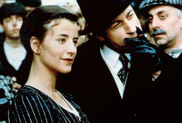 La Femme de chambre du Titanic The Chambermaid on the Titanic de JJBigasLuna avec Romane Bohringer et Didier Bezace 1997