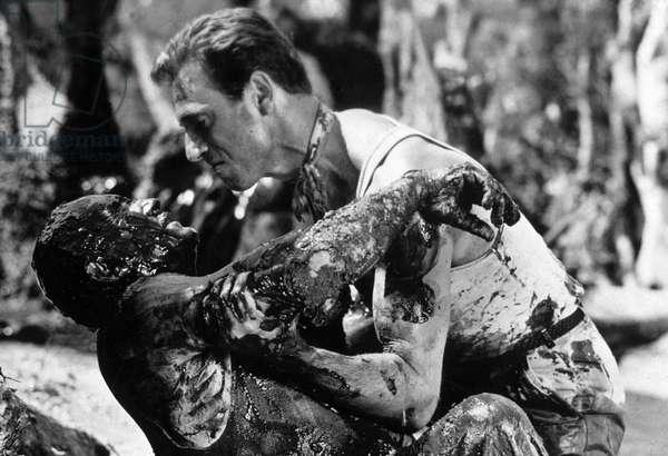 Le salaire de la peur de Henri Georges Clouzot avec Yves Montand 1953 (Palmed'or1953)