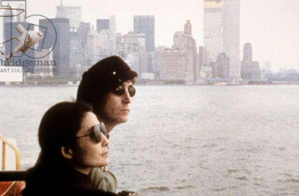 Imagine John Lennon de AndrewSolt avec John Lennon et Yoko Ono 1988