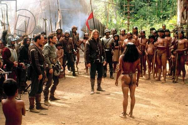 1492: CONQUEST OF PARADISE (1492 Christophe Colomb)de RidleyScott avec Gerard Depardieu , 1992