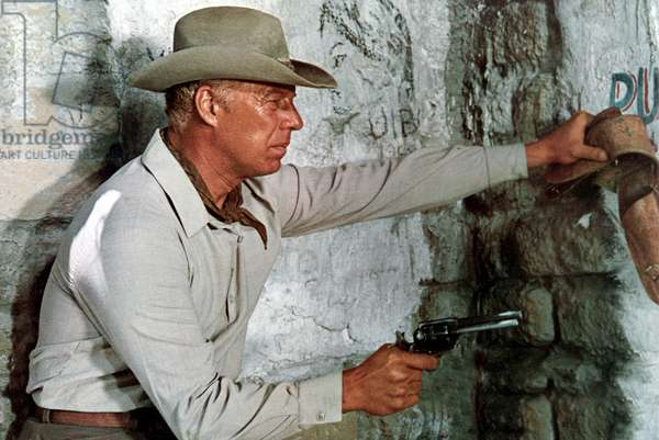 Les colts des sept mercenaires Guns of the Magnificent Seven de PaulWendkos avec George Kennedy 1969