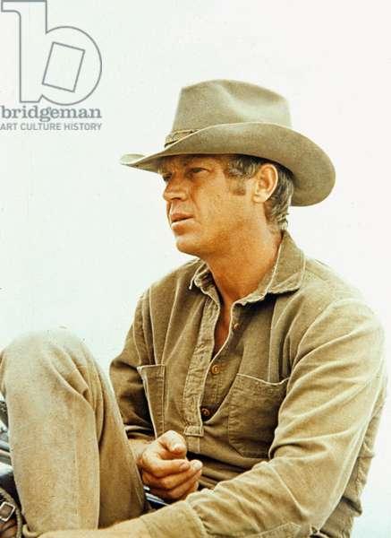 Nevada Smith de Henry Hathaway avec STEVE McQUEEN 1966