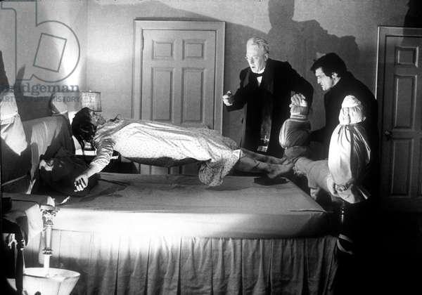 L' exorciste The exorcist de William Friedkin avec Linda Blair, Max Von Sydow, 1973