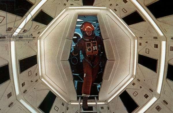 2001 : l'odyssee de l'espace 2001 : a space odyssey de StanleyKubrick avec Keir Dullea 1968