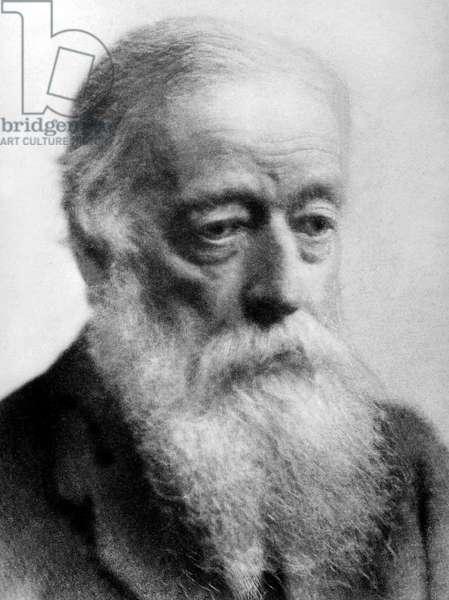 Charles Montagu Doughty 1843-1926 ecrivain et voyageur anglais English author and traveller