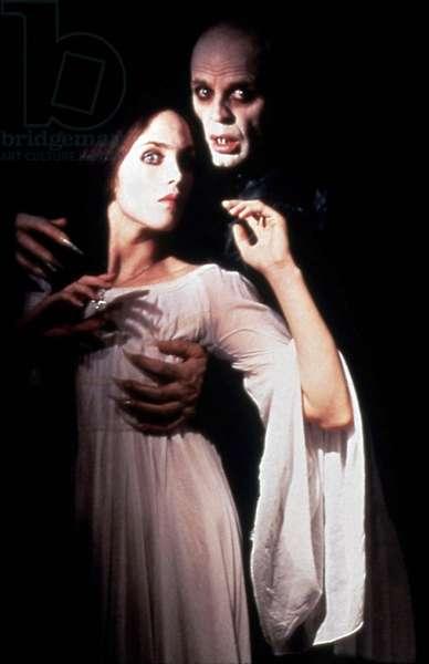 Nosferatu fantome de la nuit Nosferatu the Vampyre (Nosferatu: Phantom der Nacht) de WernerHerzog avec Isabelle Adjani et Klaus Kinski 1979