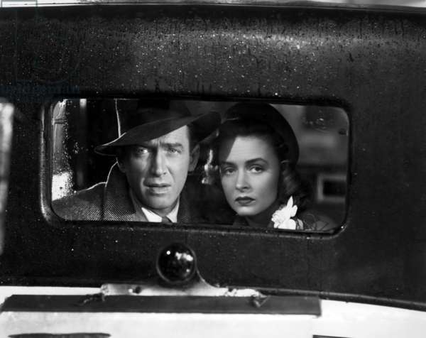 La vie est belle IT'S A WONDERFUL LIFE de FrankCapra avec Donna Reed, James Stewart, 1946