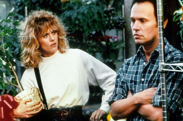 Quand Harry recontre Sally When Harry Met Sally de RobReiner avec Meg Ryan, Billy Crystal, 1989