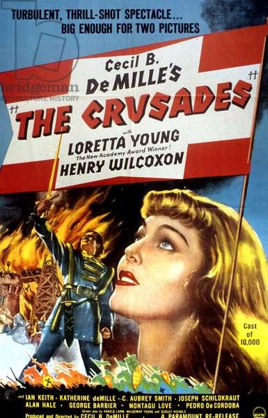 Les Croisades The Crusades de CecilDeMille 1935