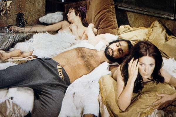 Raphael ou le debauche de MichelDeville avec Fran¿oise Fabian 1971