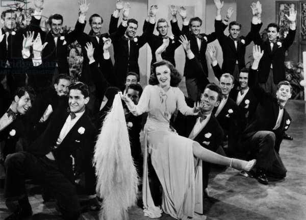 ZIEGFELD FOLLIES de LemuelAyers avec Judy Garland, 1946
