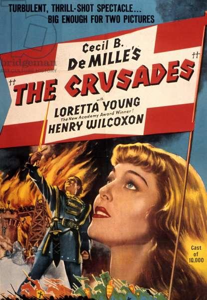 DeMille avec Loretta Young  1935