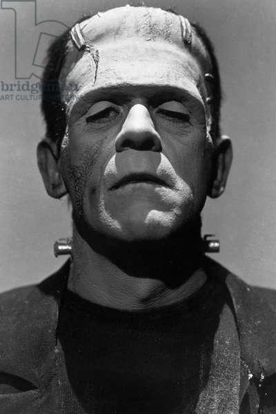 Frankenstein de JamesWhale avec Boris Karloff, 1931