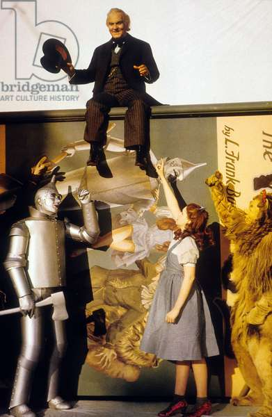 The Wizard of Oz de Victor Fleming avec Jack Haley, Judy Garland, 1939.