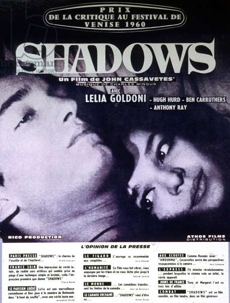 Shadows de John Cassavetes 1959