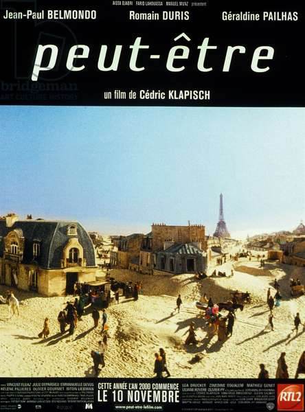 Peut-etre de Cedric Klapisch avec Jean-Paul Belmondo 1999