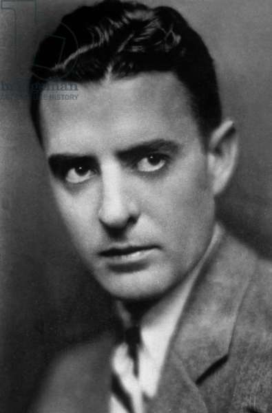 John Gilbert (1899 - 1936), American Actor, scriptwriter and director. c 1925