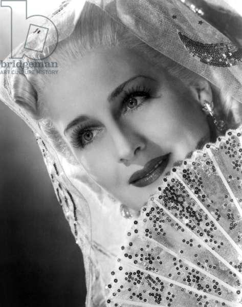 Marie Antoinette de WSVanDyke avec Norma Shearer, 1938