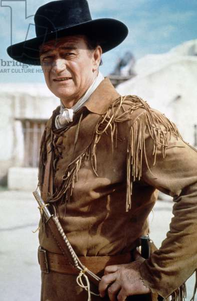 Alamo de JohnWayne avec John Wayne 1960
