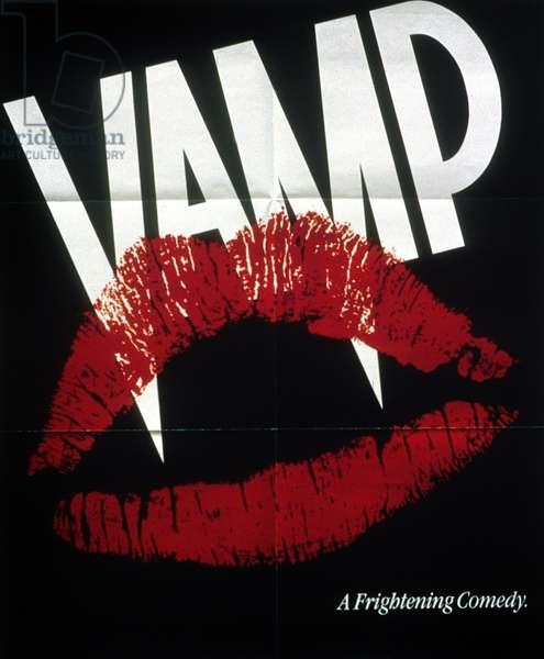 VAMP de Richard Wenk avec Grace Jones 1986