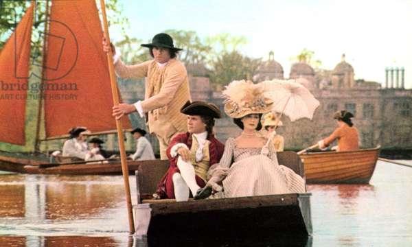 BARRY LYNDON de Stanley Kubrick avec Ryan O'Neal et Marisa Berenson, 1975