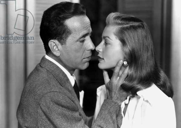 Les passagers de la nuit Dark Passage de Delmer Daves avec Humphrey Bogart et Lauren Bacall 1947