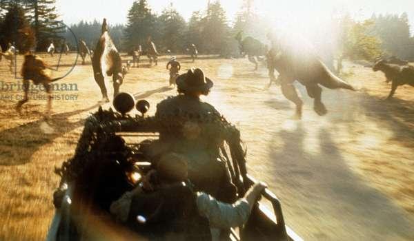 Le Monde perdu : Jurassic Park THE LOST WORLD: JURASSIC PARK 2 de Steven Spielberg, 1997
