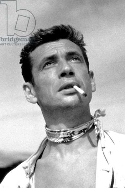 The Salary of Fear of Henri Georges Clouzot with Yves Montand 1953 (Palmed'Or1953)