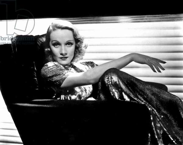 Marlene Dietrich c. 1935-1936