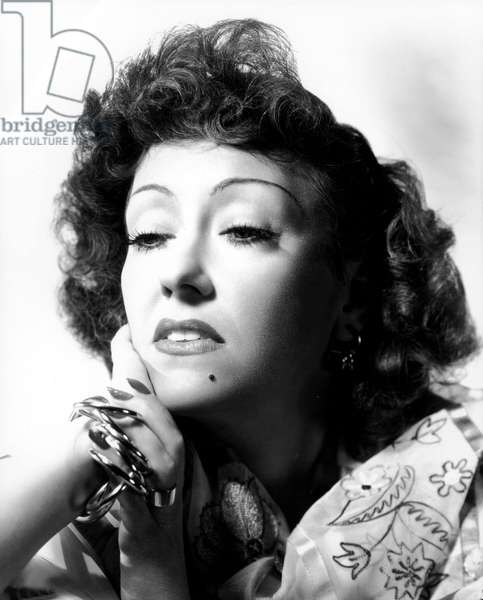 American Actress Gloria Swanson (1899-1983) in 1941