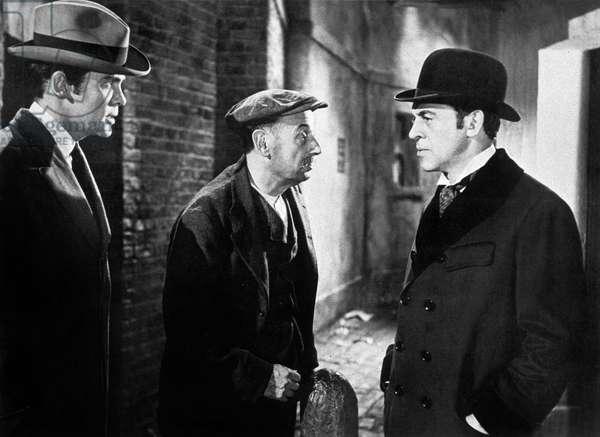 Jack l'eventreur Jack the Ripper de Robert S. Baker et Monty Berman avec Lee Patterson, Ewen Solon et Eddy Byrne
