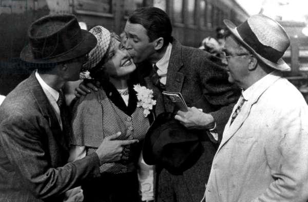 La vie est belle IT'S A WONDERFUL LIFE de FrankCapra avec Donna Reed, James Stewart, Carl 'Alfalfa' Switzer, 1946