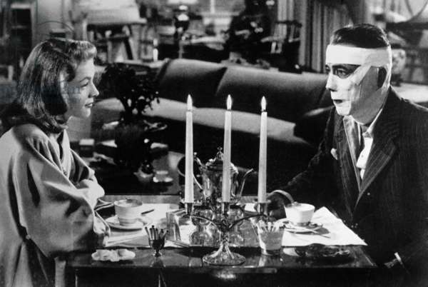 Casablanca de MichaelCurtiz avec Humphrey Bogart et Ingrid Bergman 1942
