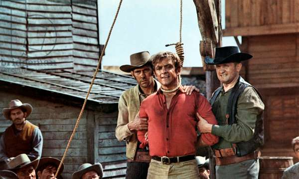 Les colts des sept mercenaires Guns of the Magnificent Seven de PaulWendkos avec Monte Markham 1969