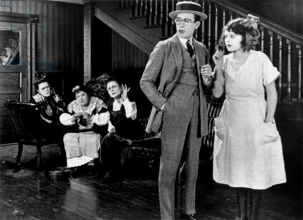 Harold Lloyd (1893-1971) acteur americain