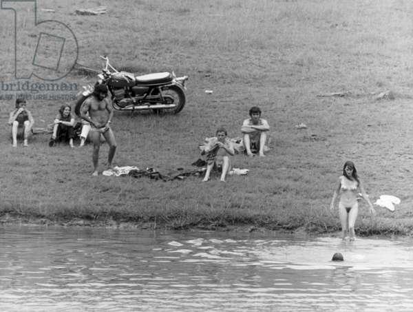 Woodstock par MichaelWadleigh 1970